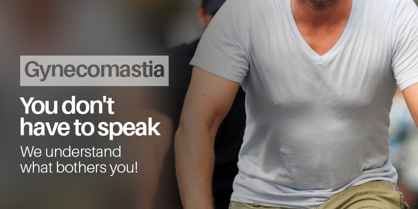 All you need to know about Gynecomastia